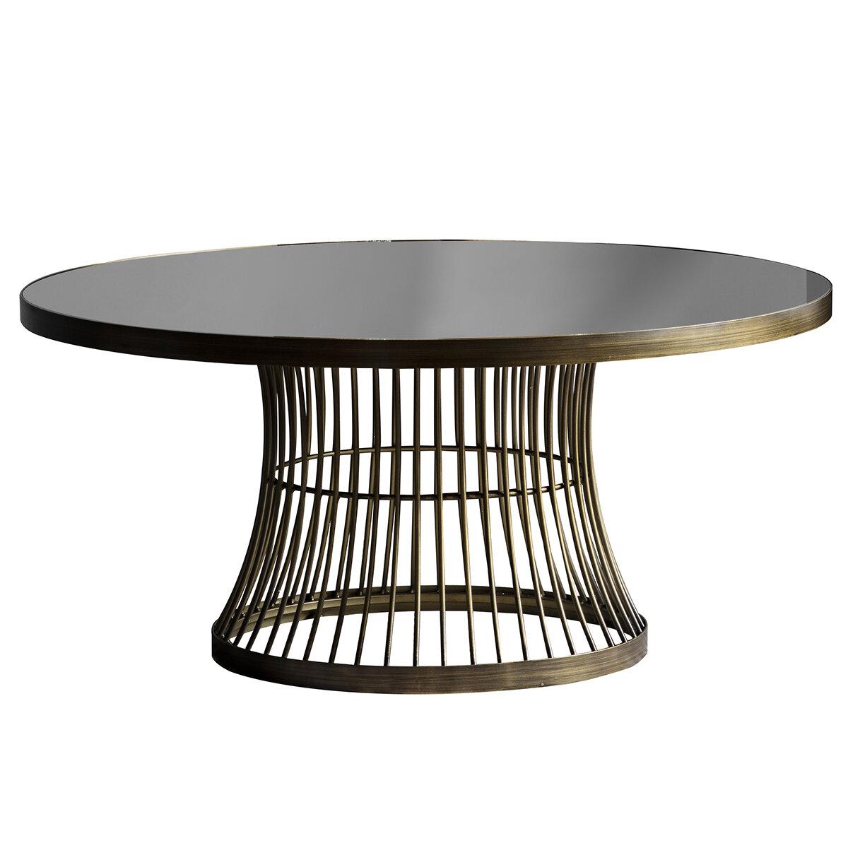 - Pickford Coffee Table Bronze — Blue Antler Interiors