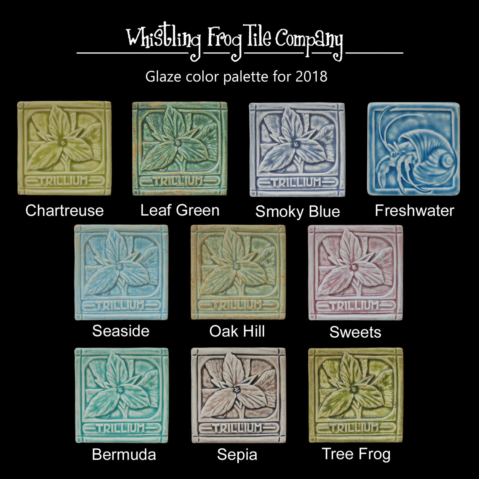Royal Oak Art Tile