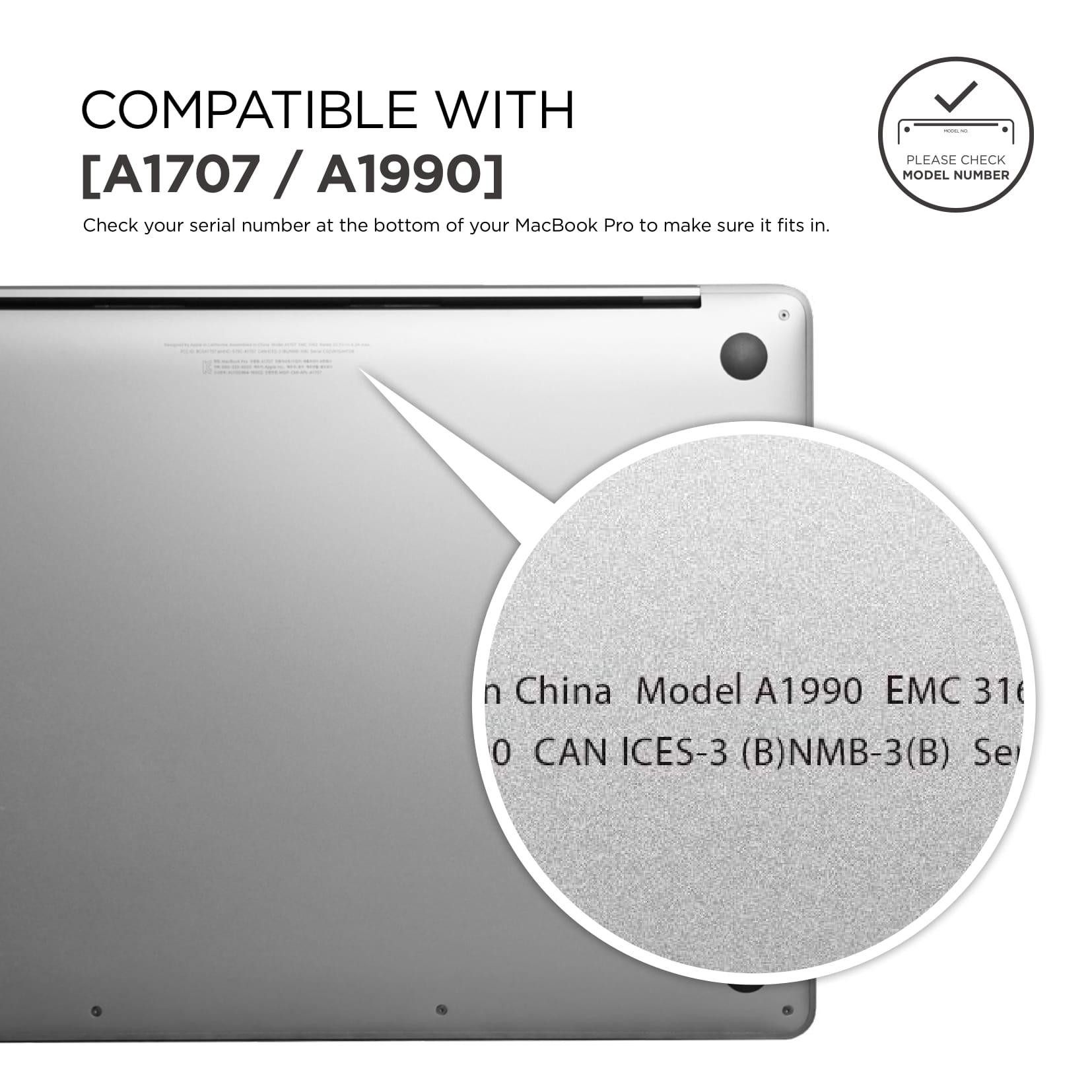 Ultra Slim Hard Case - Macbook Pro 15