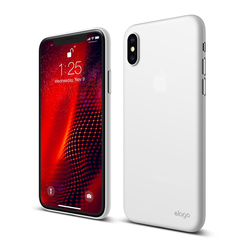 new concept 493e5 c5bc3 Inner Core Case for iPhone XS - White — elago