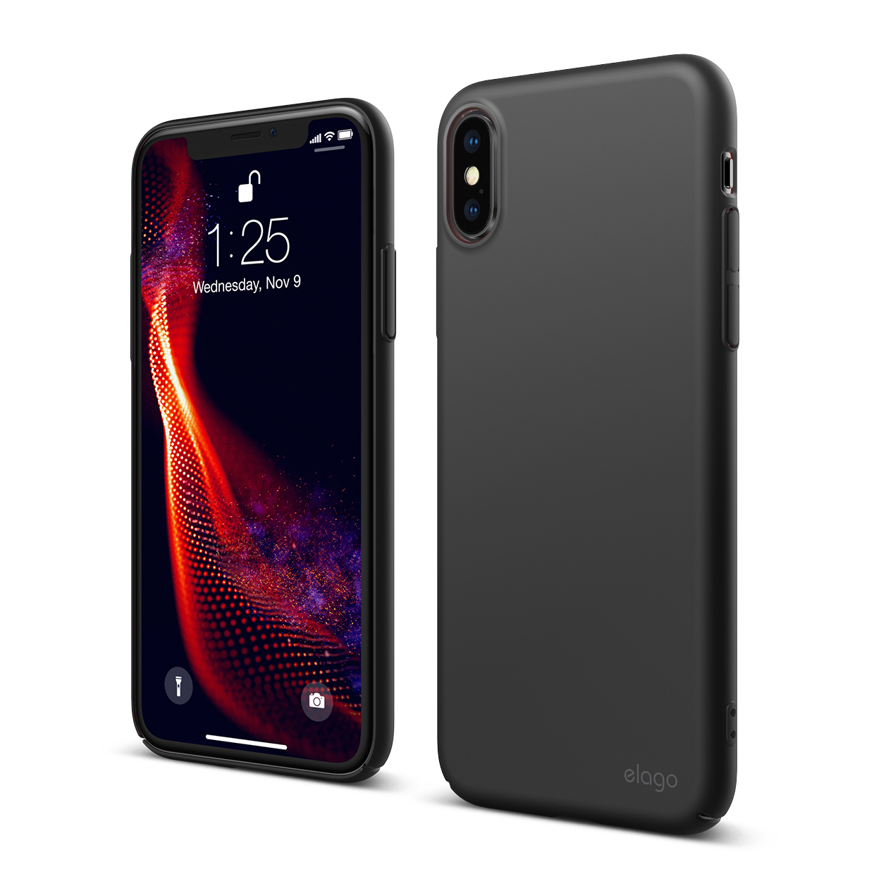 slim iphone xs case