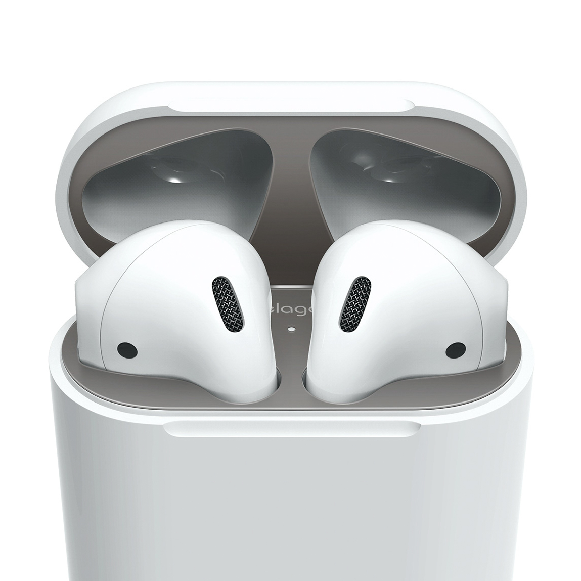 [Must Have Items - 2 Sets] AirPods Case + AirPods Dust Guard — elago
