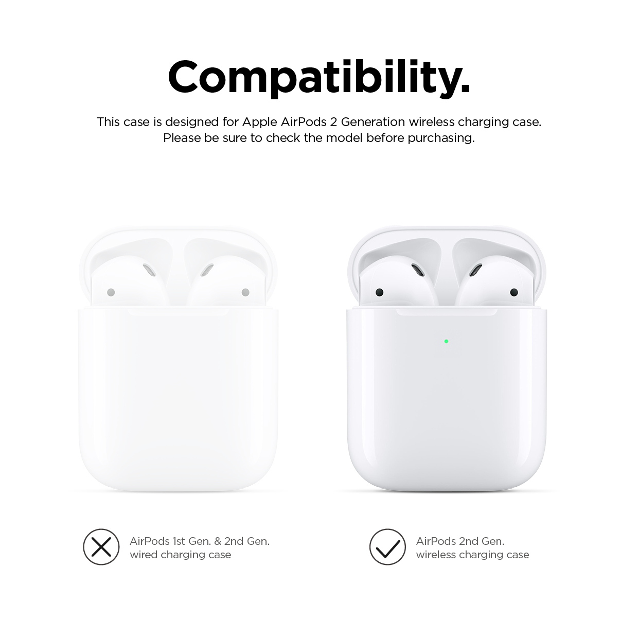 airpods 2nd gen case
