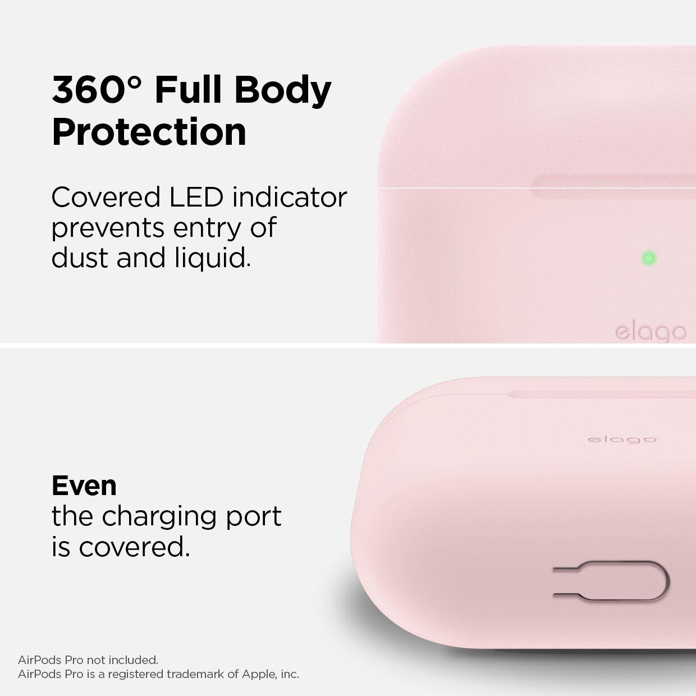 Airpods Pro Original Hang Case Pink Elago