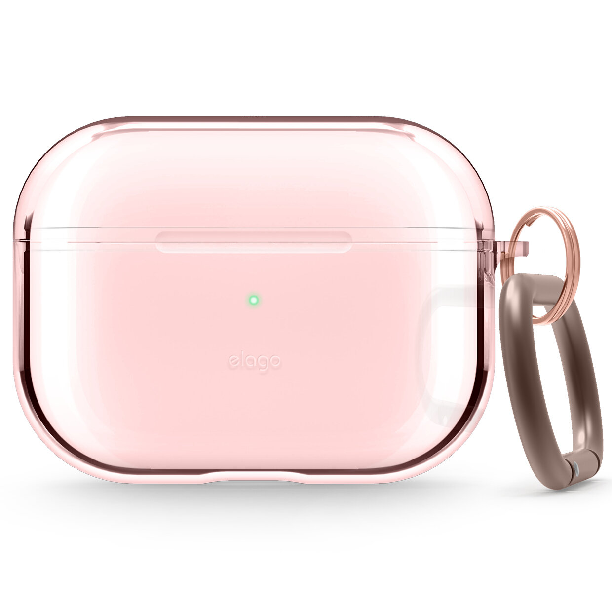 Airpods Pro Clear Case Lovely Pink In Stock On March 20 2020