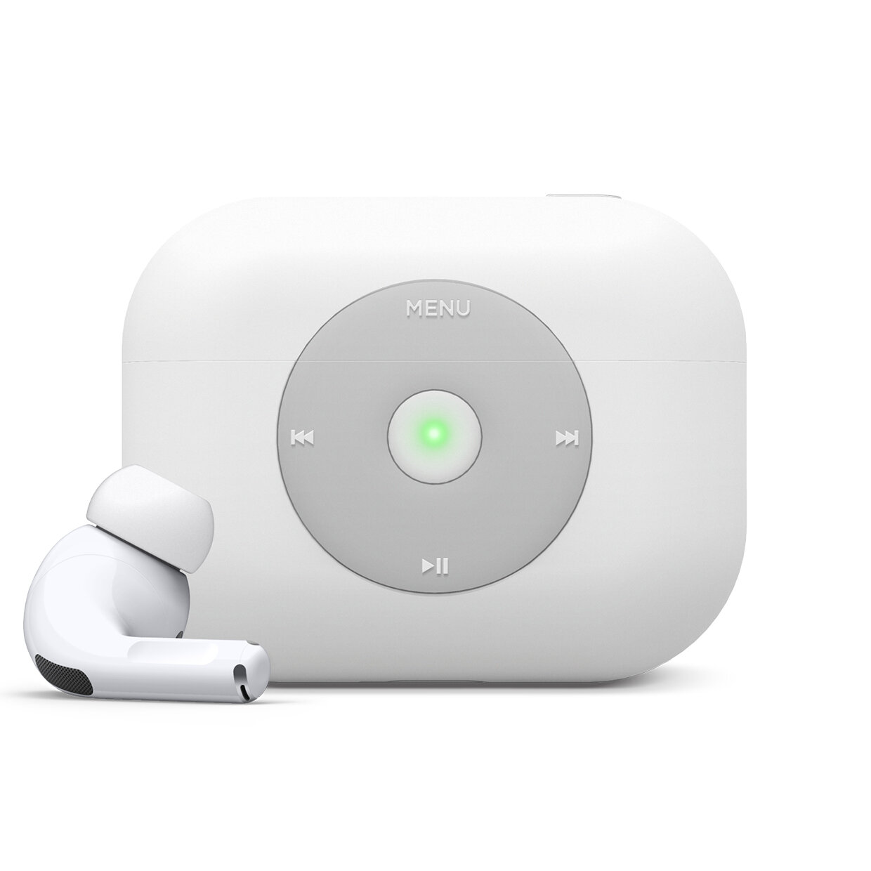 Aw6 Airpods Pro Case Apple Classic Music Player Design 2 Colors