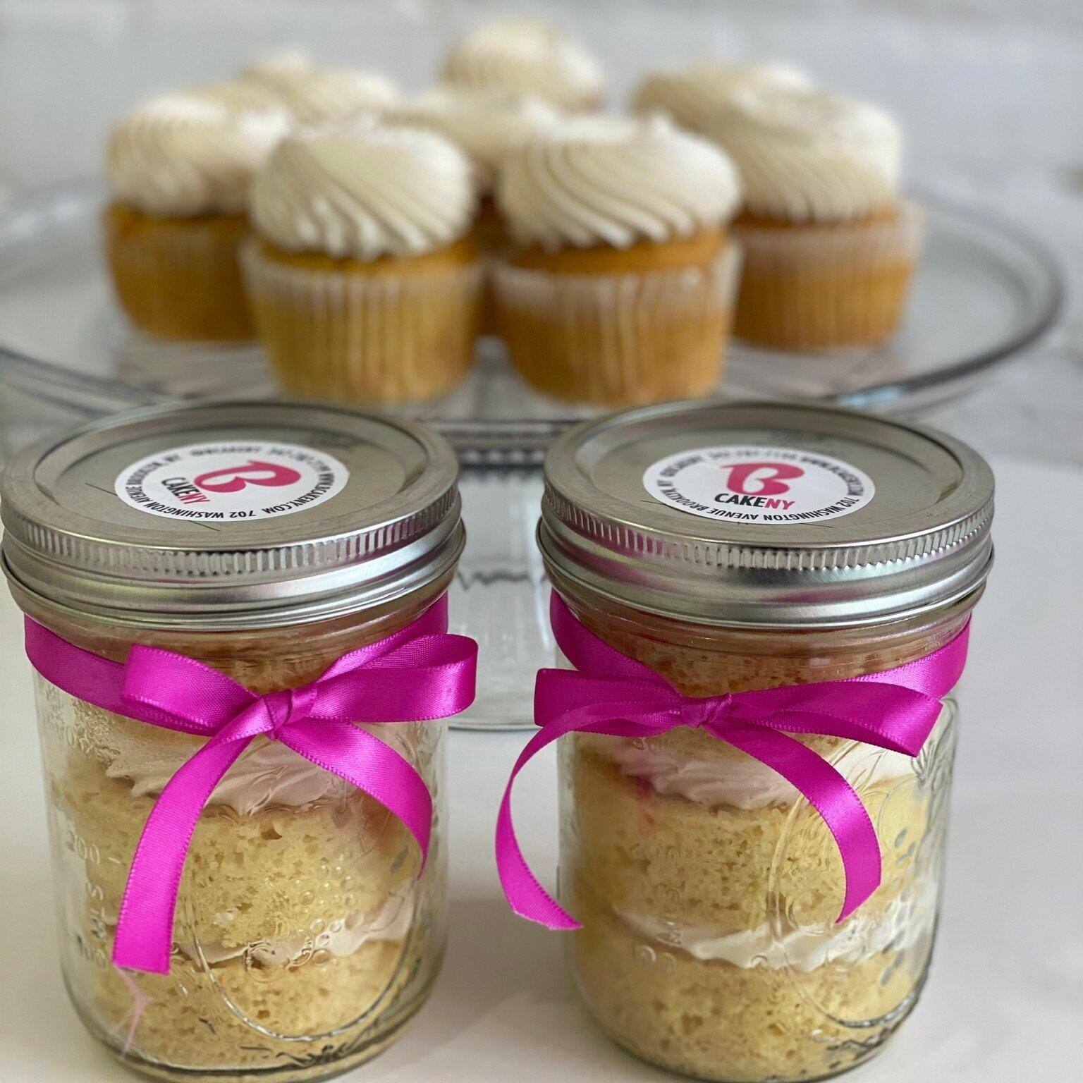 Cake Jars Sale Bcakeny