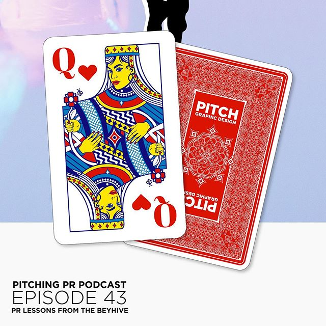 In honour of Beyonce's birthday tomorrow, in this episode of #PitchingPR we discuss why we should all bow down to Queen Bey - musician, mother and master marketer. Link in bio or find the #podcast on @itunes⁠⠀ 👑🐝⁠⠀ #PR #PublicRelations #GraphicDesign #Designer #Freelance #Freelancer #PitchingPR #iTunes @iTunes #PRTips #Beyonce #BeyHive #Publicity #PRCanada #TorontoPR #PRAgency #BossChick #BeingBoss #BossBabe #Werk #girlboss #likeaboss