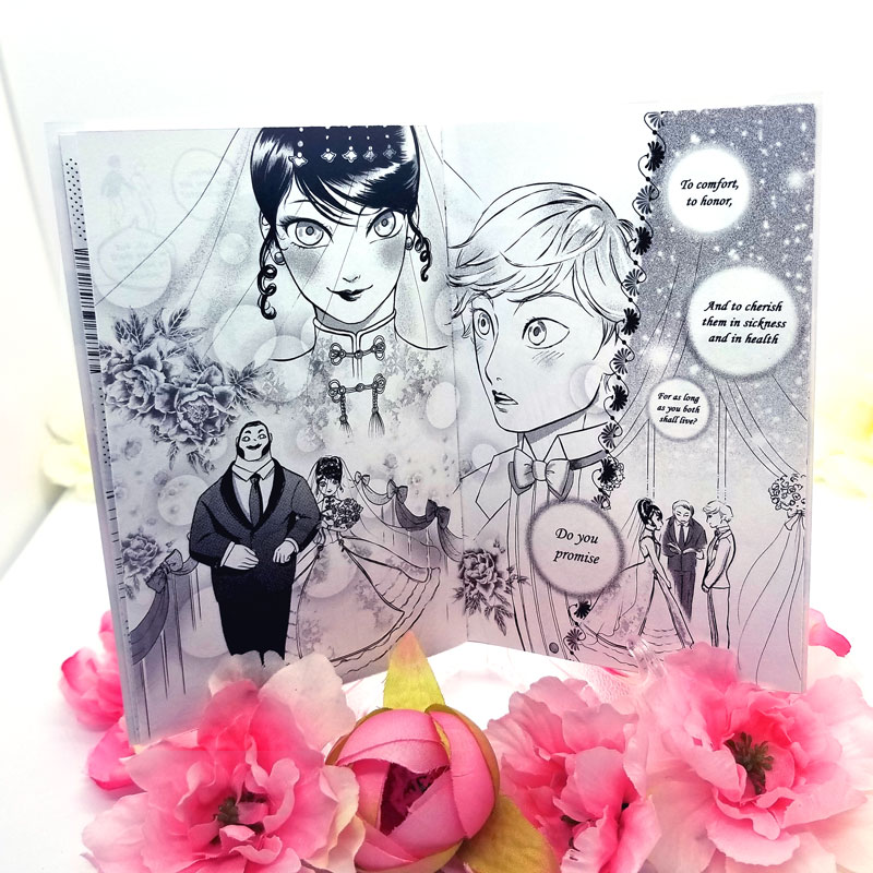 Miraculous Ladybug: Wedding Softcover — Candy Fluffs