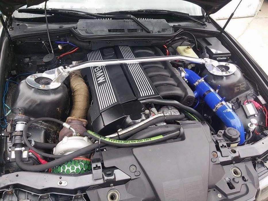 BMW M50 and M52 Turbo Kit - No ECU — Hopwood Motorsport