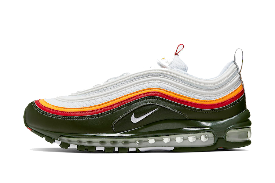 new arrival 03bac 07cc8 Nike Air Max 97 -Men- 'Sonic'