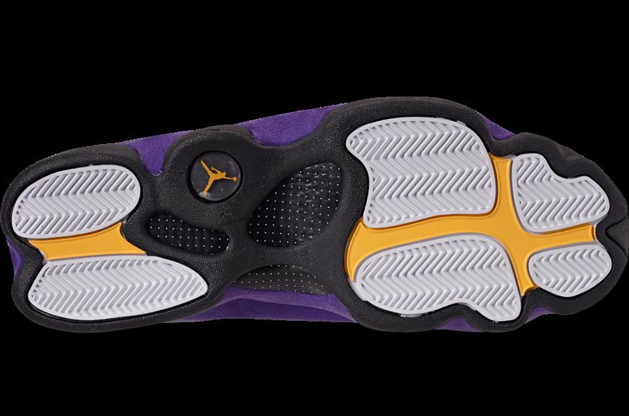separation shoes 41030 35c6b Air Jordan 13 Retro -Men- 'Lakers'