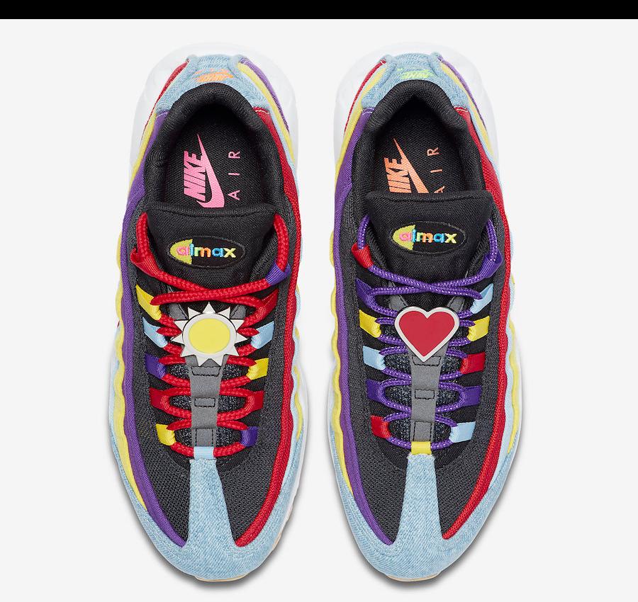 Nike Air Max 95 SP CK5669 400 Release Date Sneaker Bar Detroit