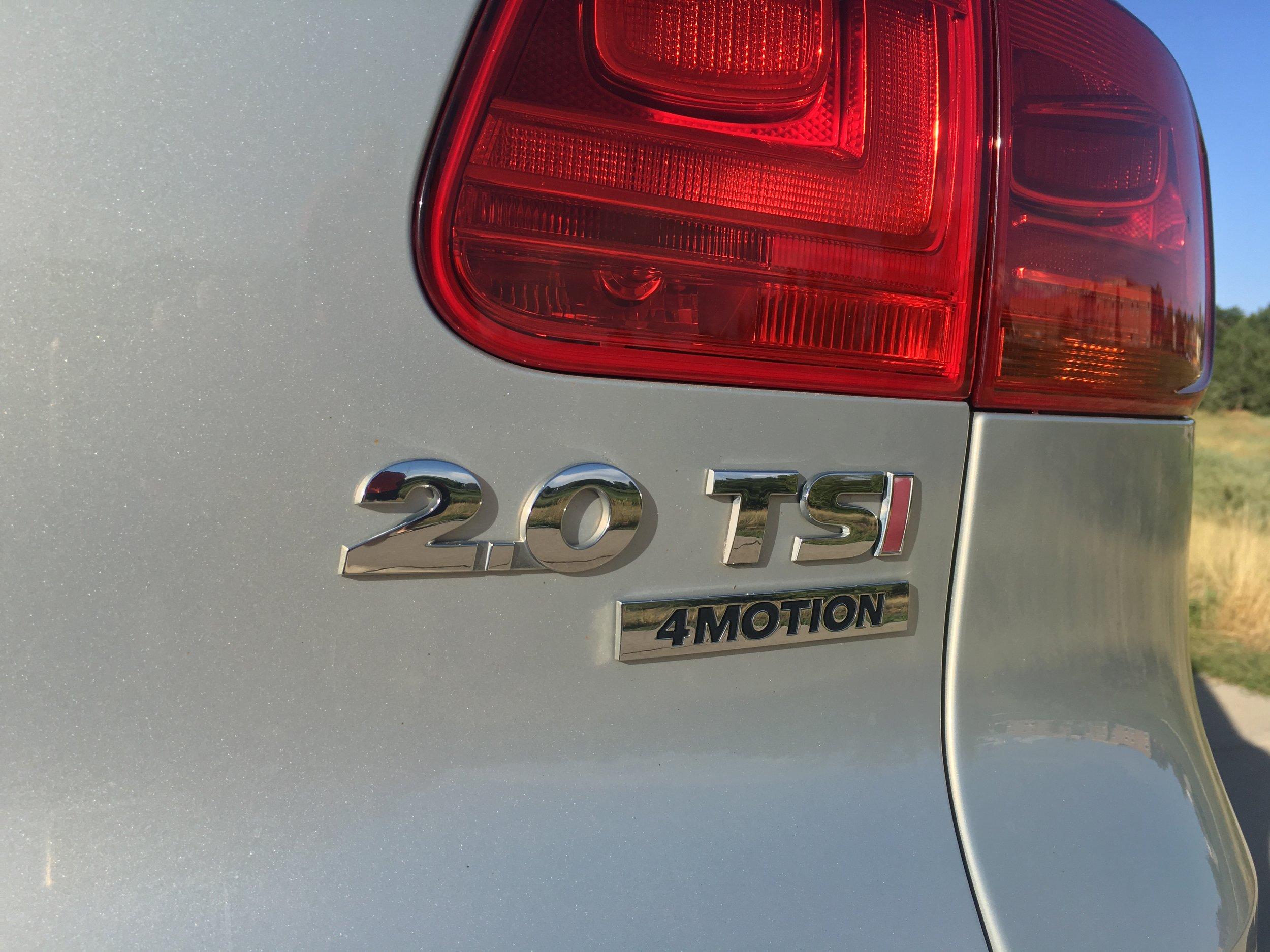 2012 VW Tiguan SE 4Motion (AWD) — Pono Motors