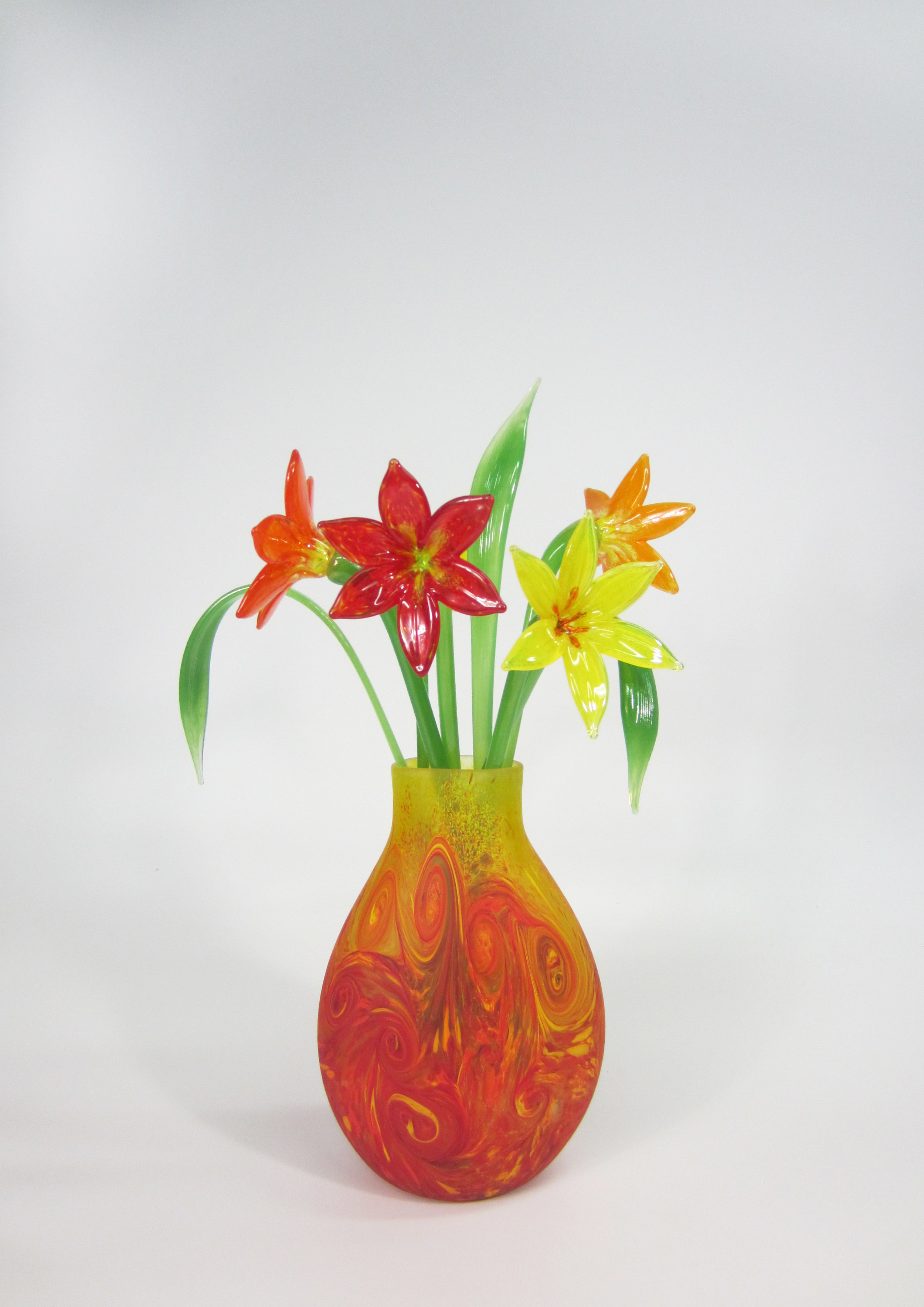 fire vase