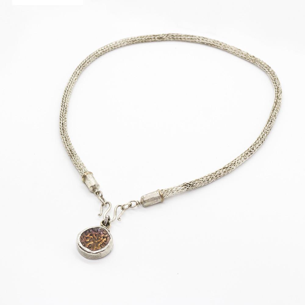 54ca5420fb13e Antique Silver Coin Necklace 2 — Simma Chester