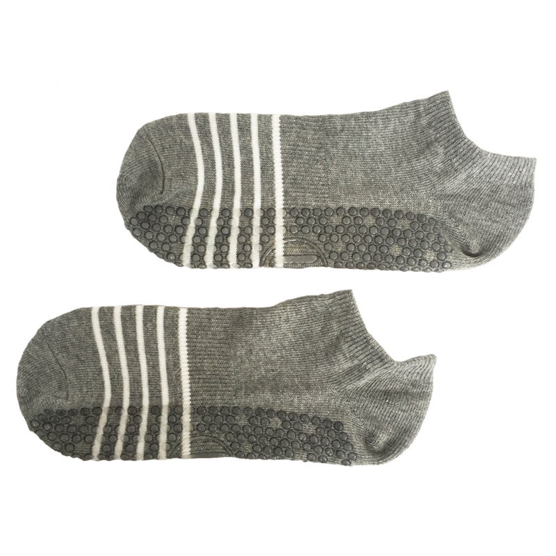 Classic Grey - Grip Socks by MoveActive