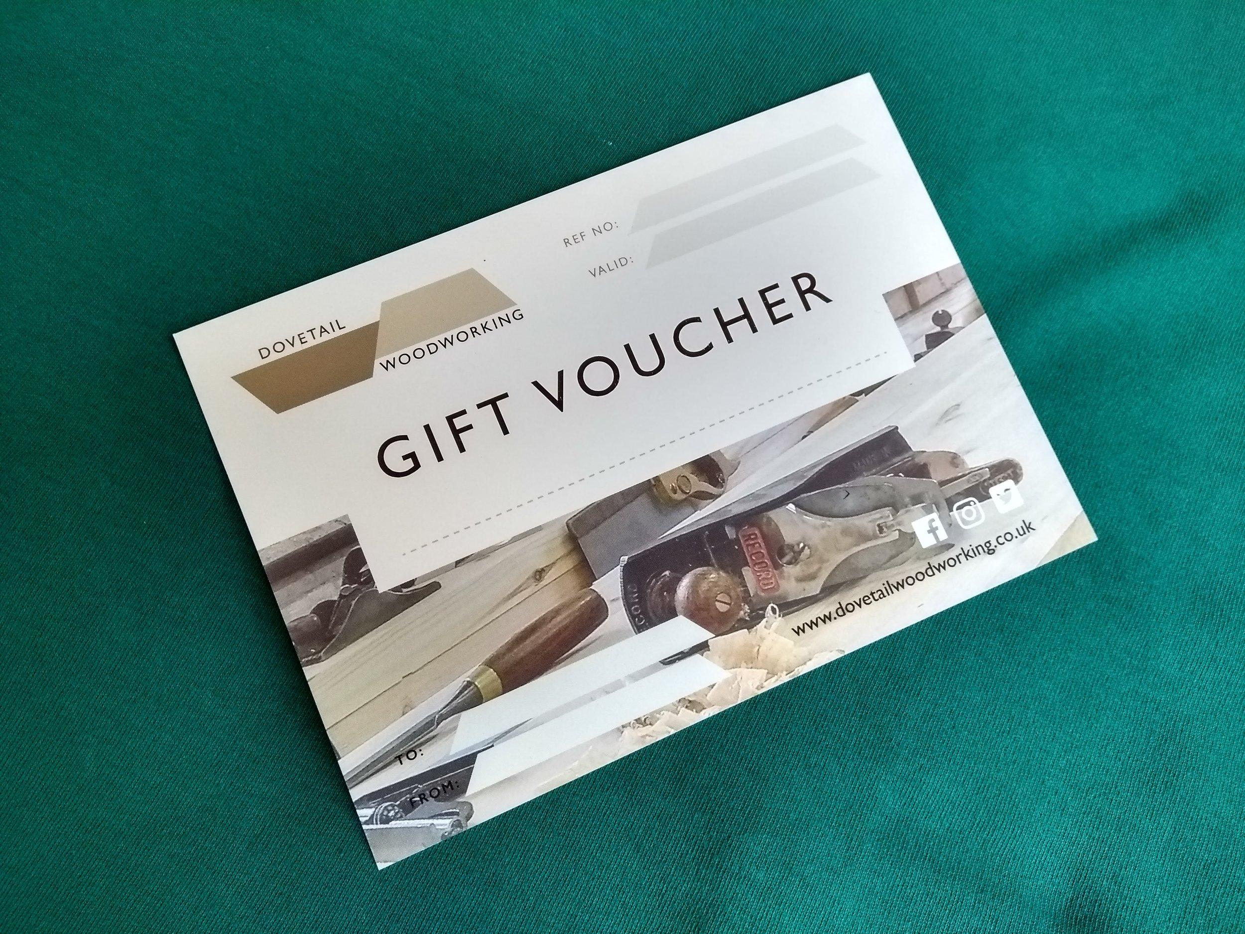 Beginner/Basics 2 Day Gift Voucher