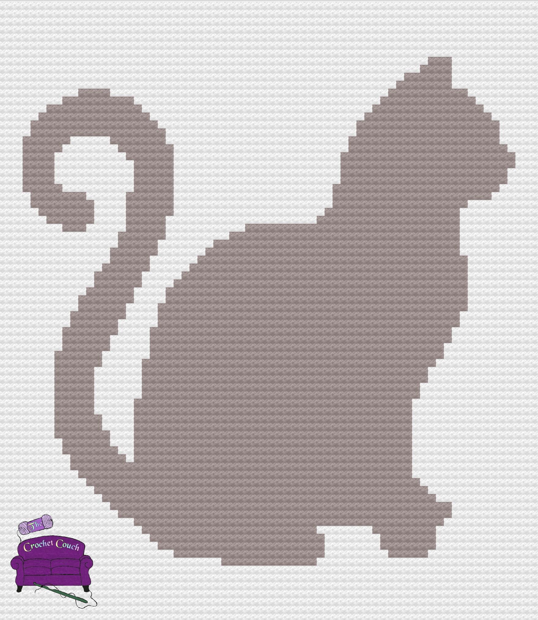 CAT CATS KITTIES CROCHET AFHGAN CROSS STITCH PATTERN GRAPH CHART ... | 1152x1000