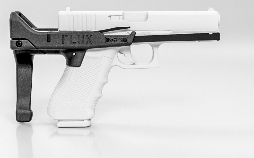 FLUX Brace - 17, 19x, 34 ORDER NOW — FLUX Defense