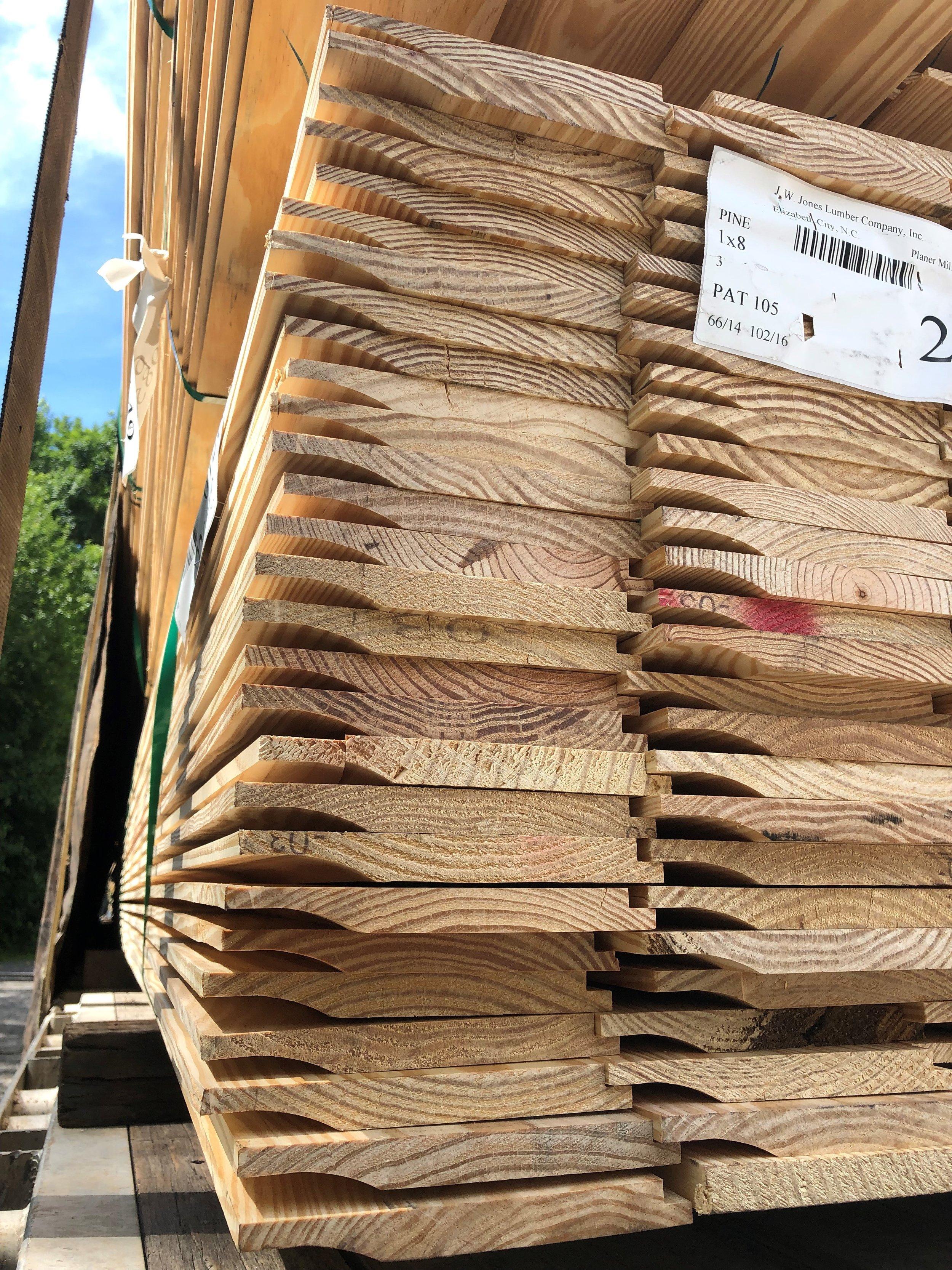 Ga Lumber Supply German Lap Siding