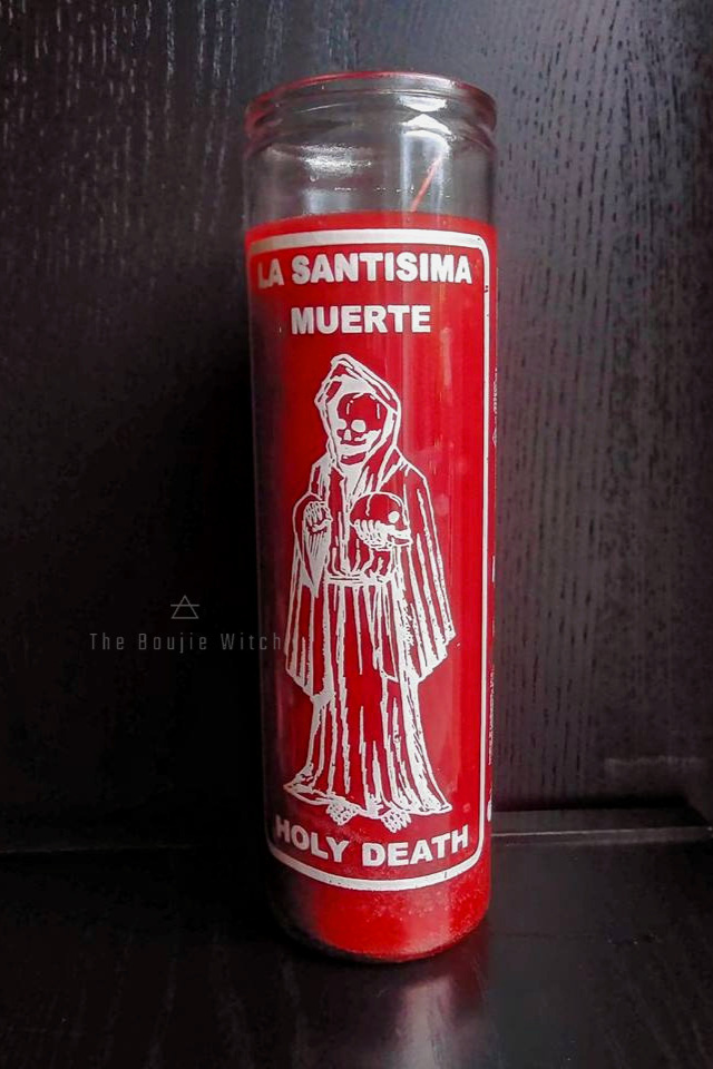 Santa Muerte — The Boujie Witch