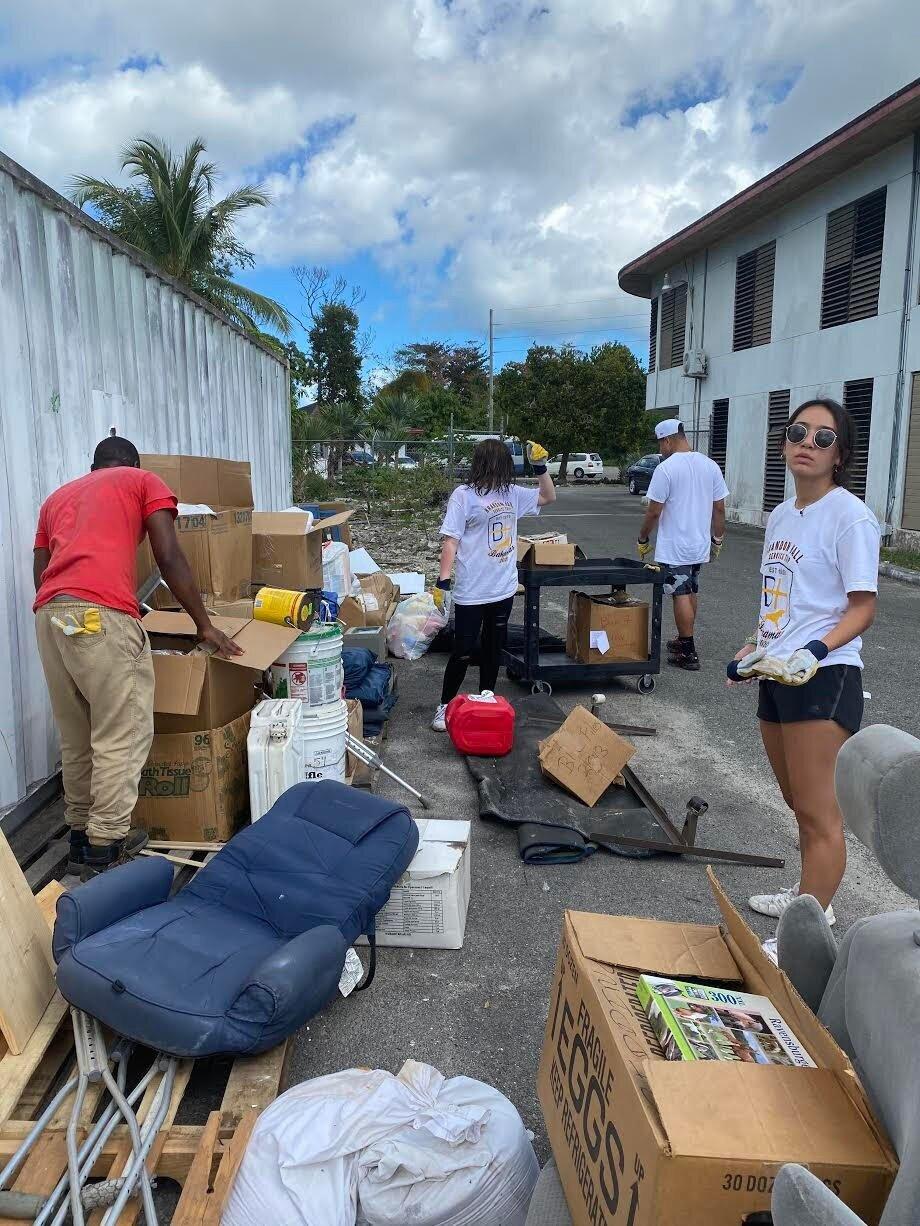 Bahamas Service Trip