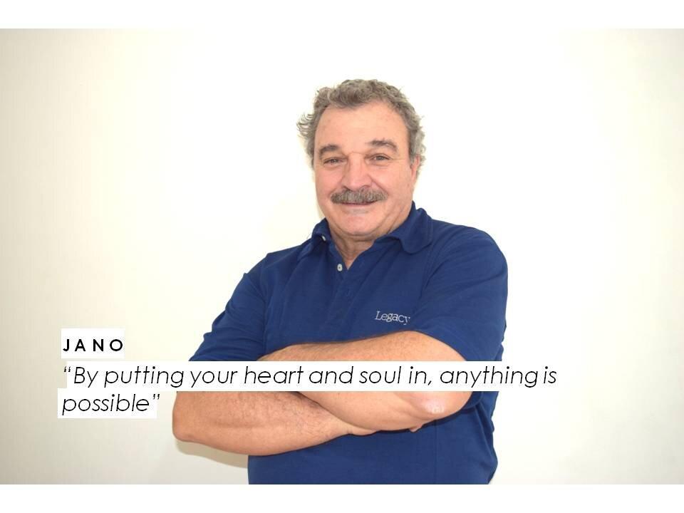 Alejandro Diz, creator of  Best Putt