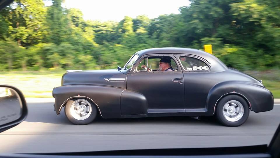 1948 Chevrolet Coupe Octane Film Cars