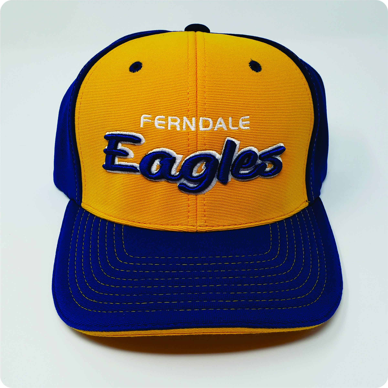 Pacific Headwear M2 Performance, Ferndale Eagles — Hats Off