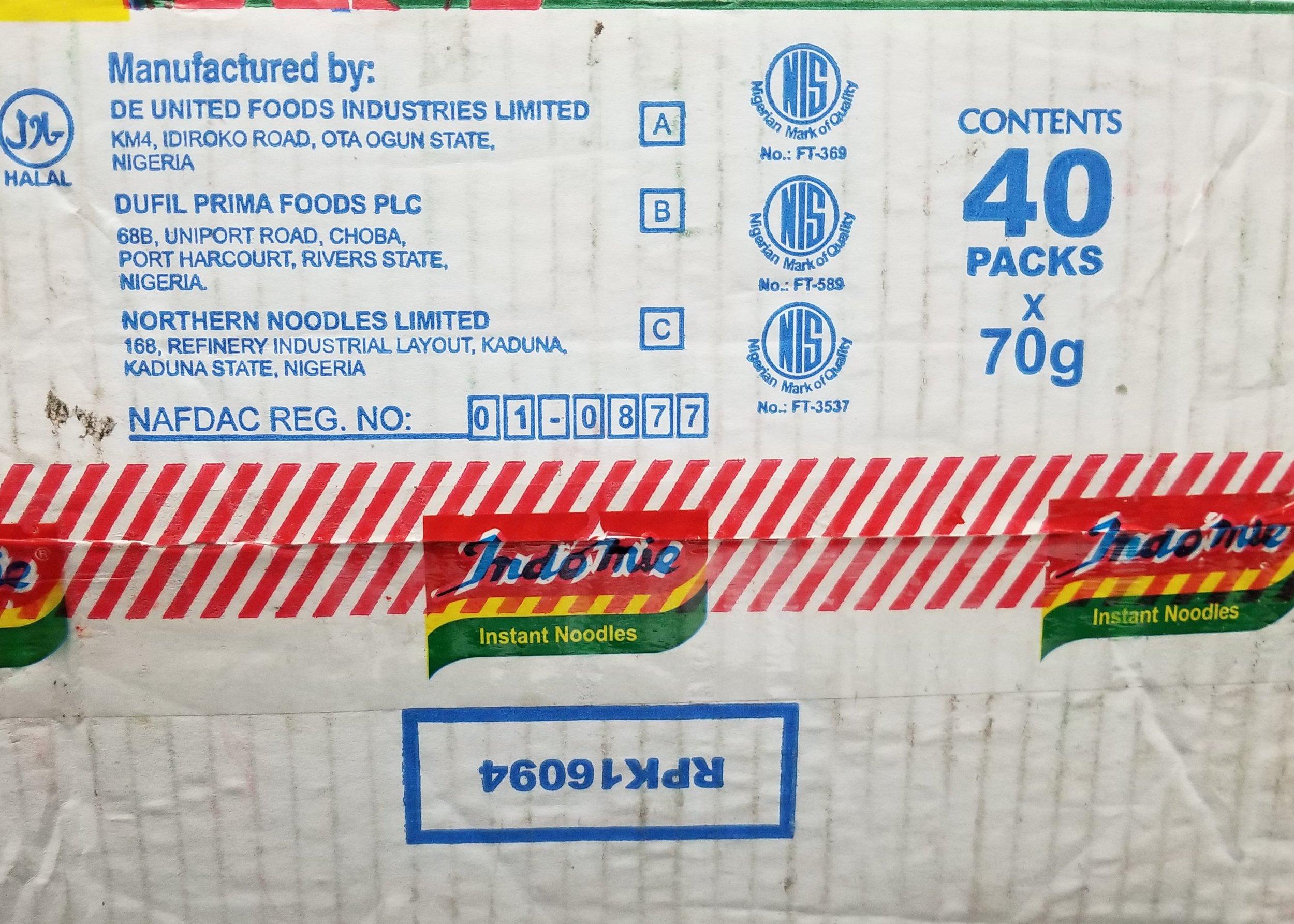 Indomie Noodles | Gold Coast Super Market