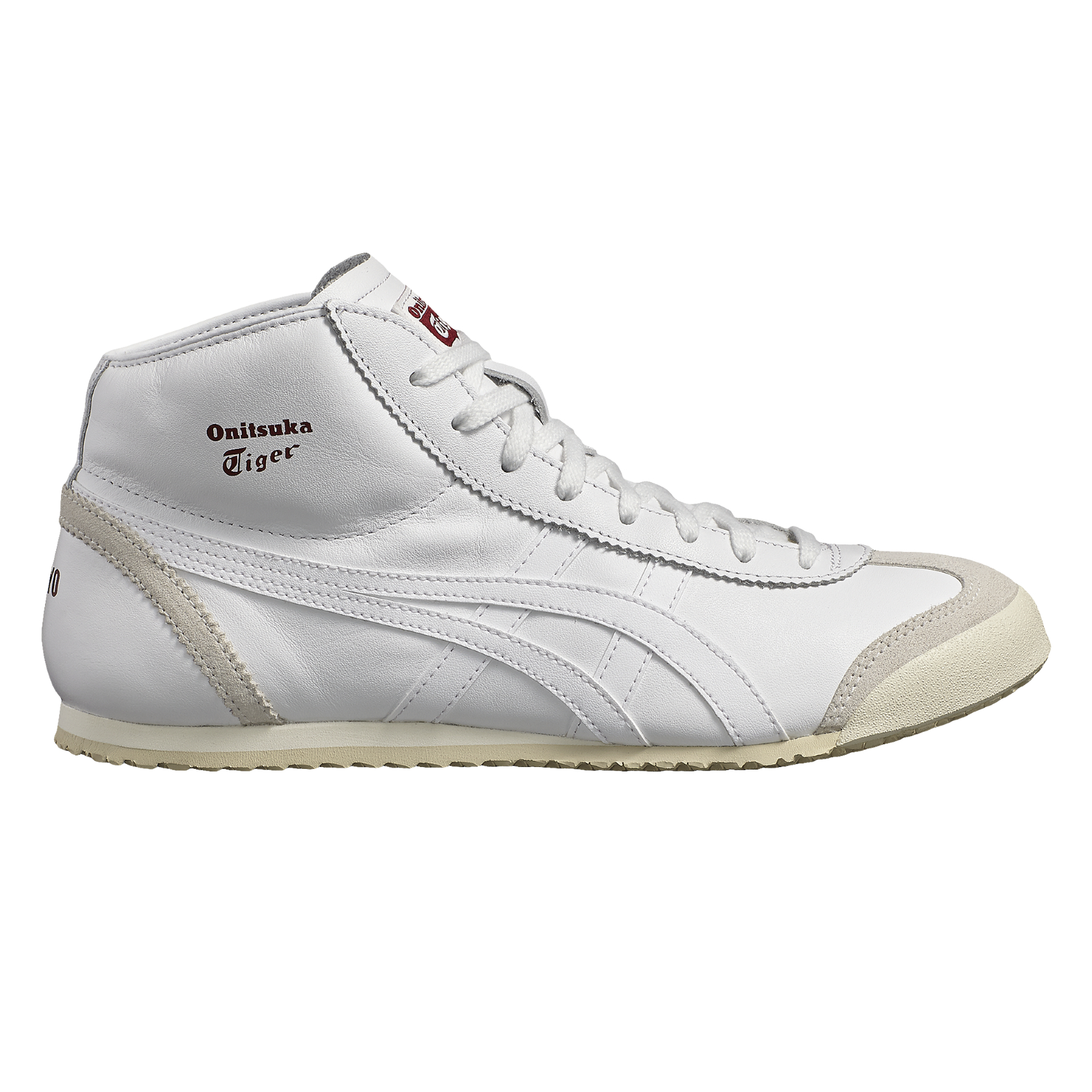 new product 2af08 dfb9f Onitsuka Tiger Mexico Mid Runner White / Birch — Eisdieler