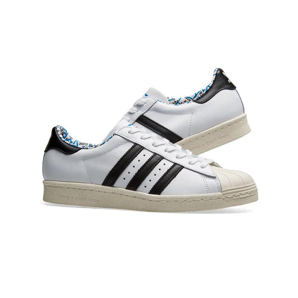 HAGT X ADIDAS SUPERSTAR 80S SHOES
