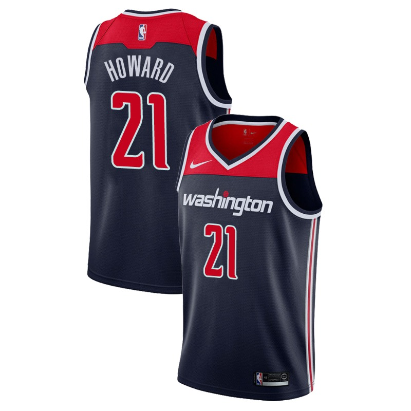 meet 2e8d5 3cb54 Dwight Howard Wizards (All Colors) — Jersey Cave