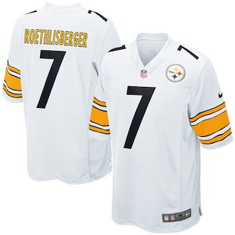 big sale edf88 ee819 ben roethlisberger jersey number