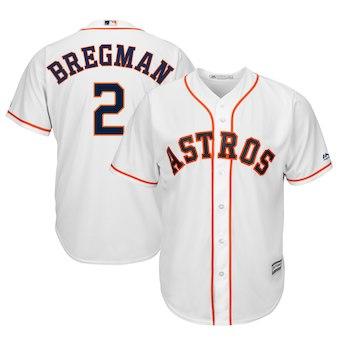 newest 7ab9b d59da Alex Bregman Astros (All Colors) — Jersey Cave