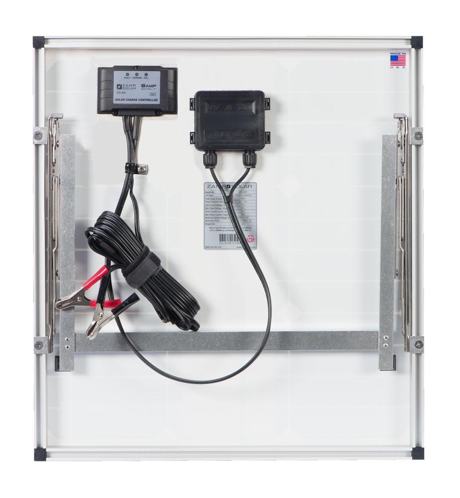 Zamp Solar Power Kit, 45-Watt