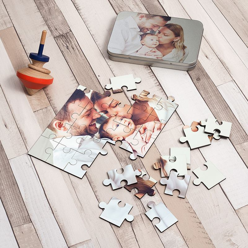 Personalised Jigsaw Puzzle. Photo