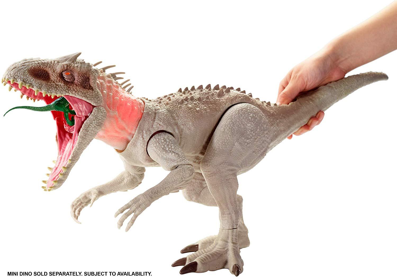 Jurassic World Destroy 'N Devour Indominus Rex GCT95 — Jurassic World Toys  | Dinosaur Toys | Gifts | Figures
