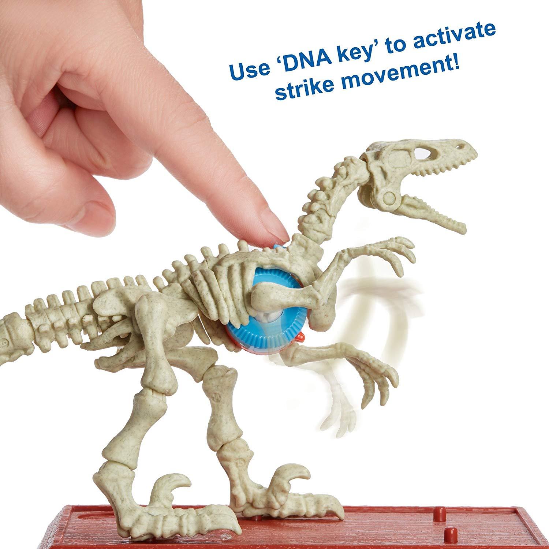 Jurassic World STEM Fossil Strikers - 3 Varieties — Jurassic World Toys |  Dinosaur Toys | Gifts | Figures