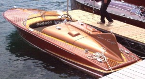 Chris Craft Cobra 18 Classic Wooden Boat Plans
