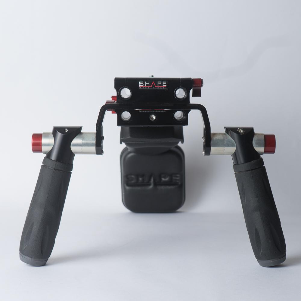 Shape Adjustable Composite Shoulder Pad