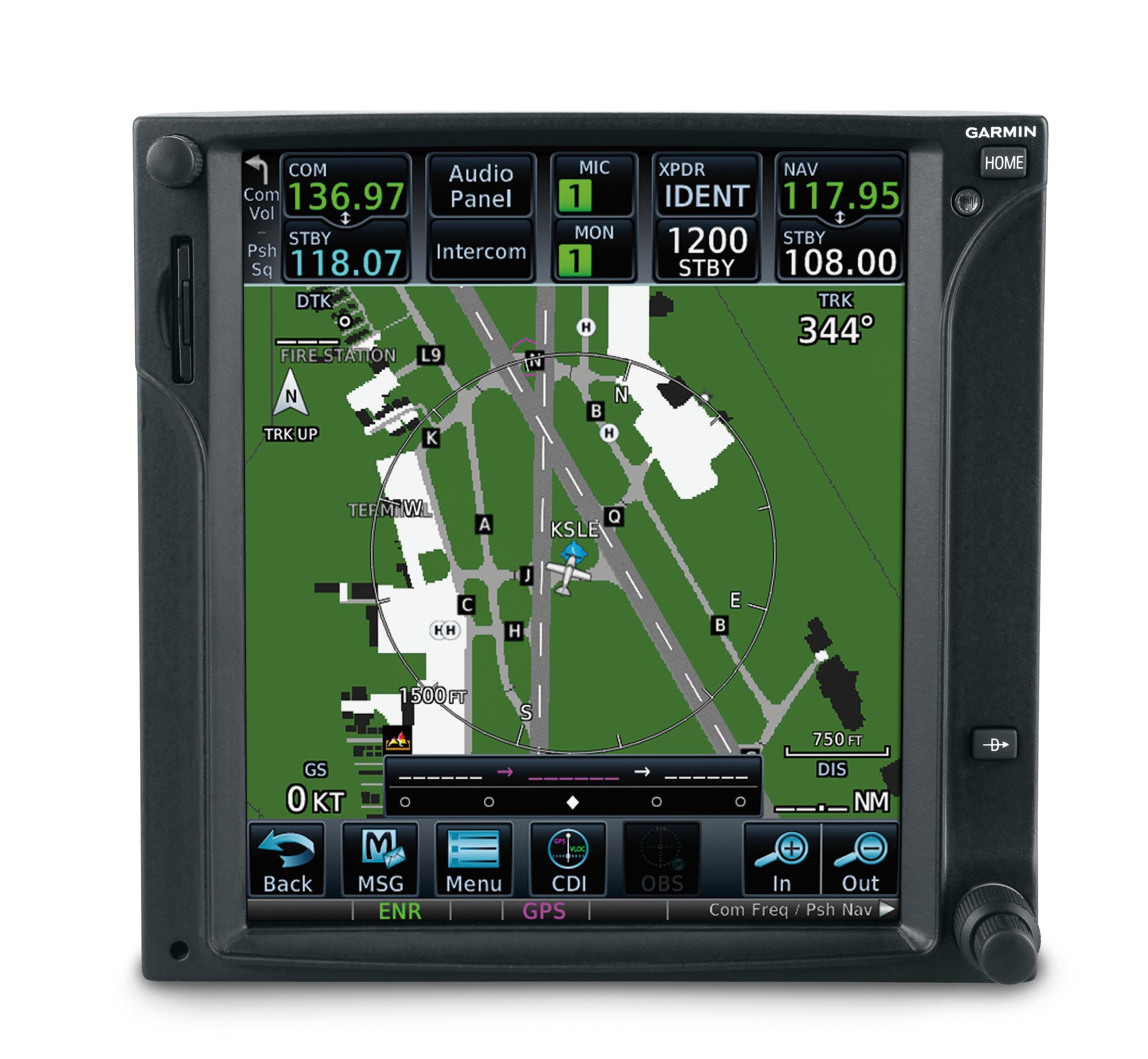 GTN™ 750 - GPS/COMM/NAV — Southern Sailplanes on