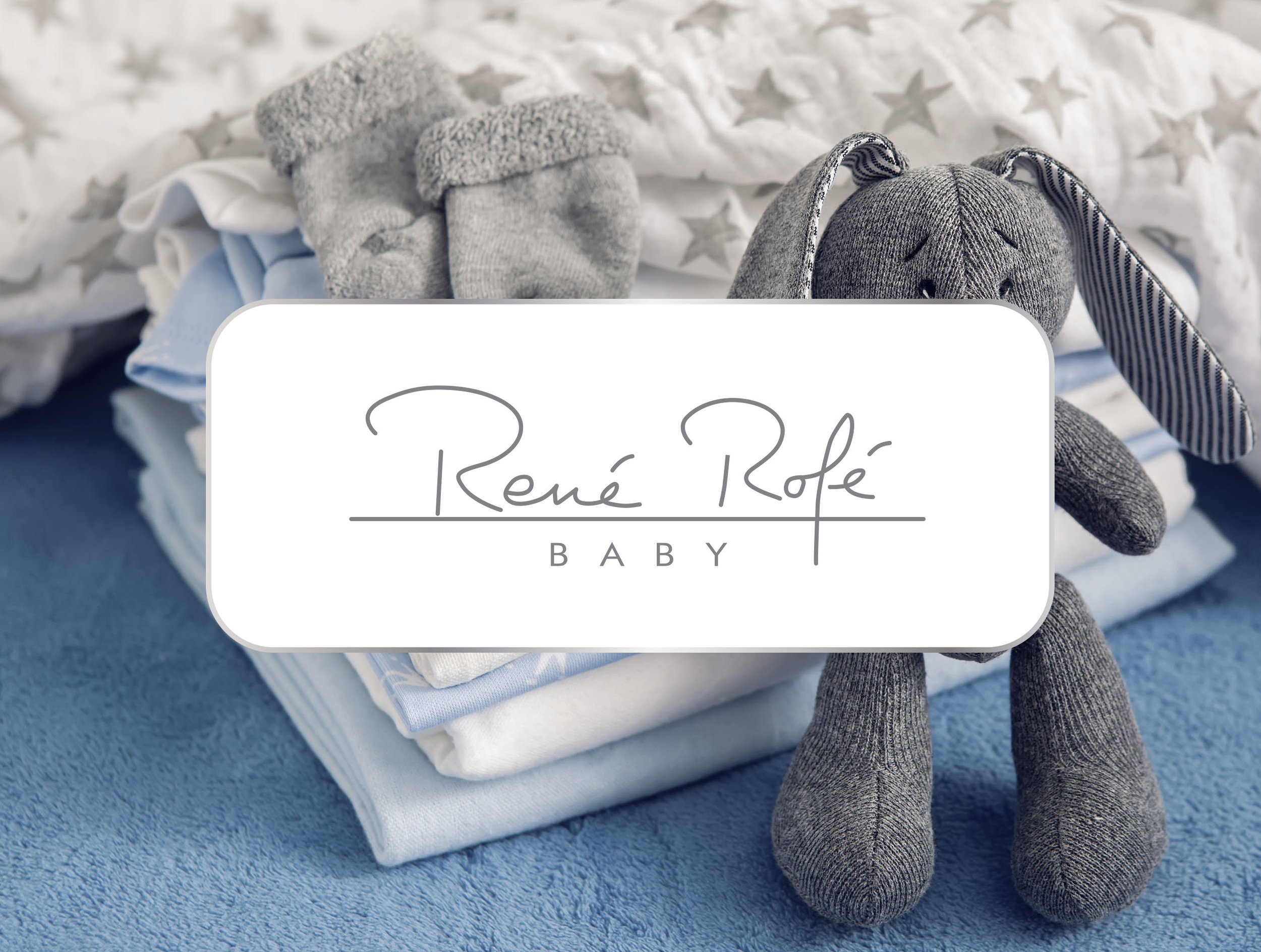 Sweet. Timeless. Classic. Tender. These words perfectly capture the essence of our René Rofé Baby brand. We've designed a comprehensive assortment of layette, gifts, and take-me-home sets that bring a level of sweet sophistication to everyday baby wear and essential newborn products.
