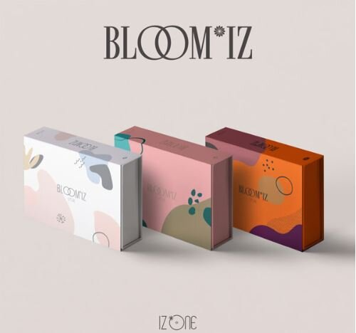 IZONE – VOL 1 [BLOOM*IZ] — Dumber Studios