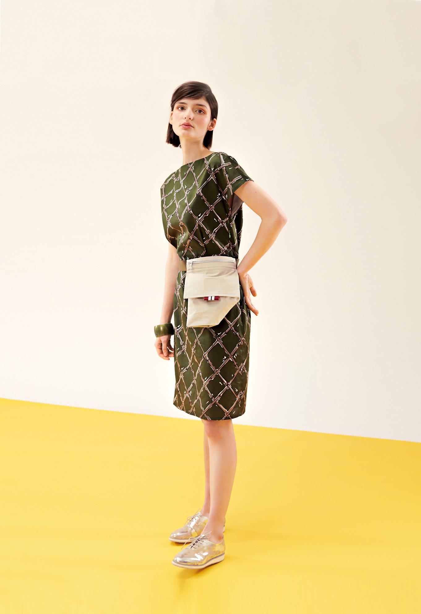 brand new 1a6d6 fad45 Annette Rufeger I Fashion made in Hamburg — Etuikleid