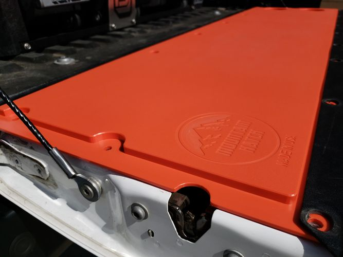 Orange Tacoma Mountain Hatch (2nd & 3rd Gen 2005-2019) Shipping Included —  Ordinary Overland LLC