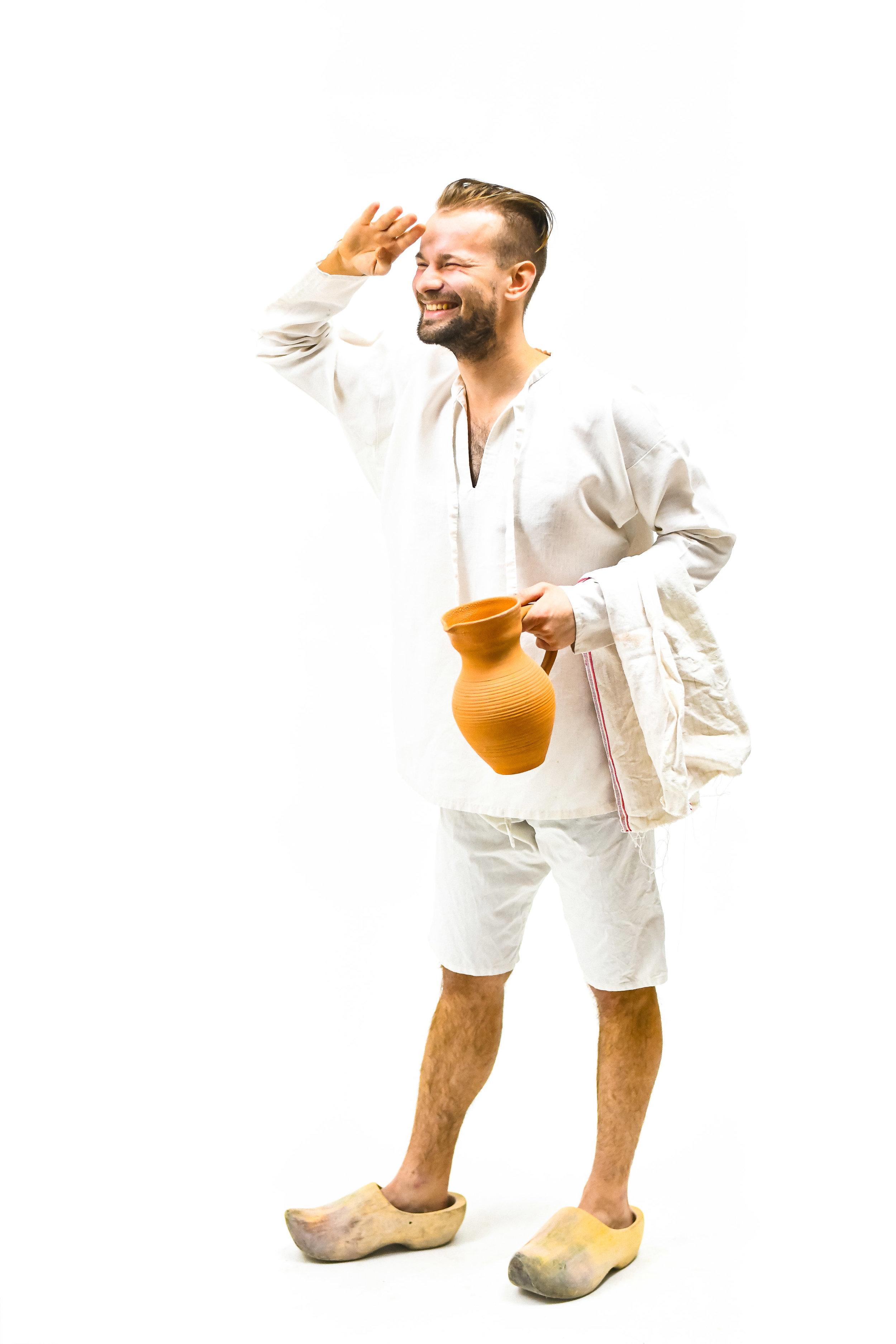 603995e30 Stredoveké mužské - spodné prádlo / hygiena — Agentúra Hector
