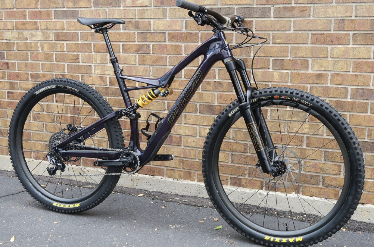 2018 SPECIALIZED STUMPJUMPER COIL CARBON 29