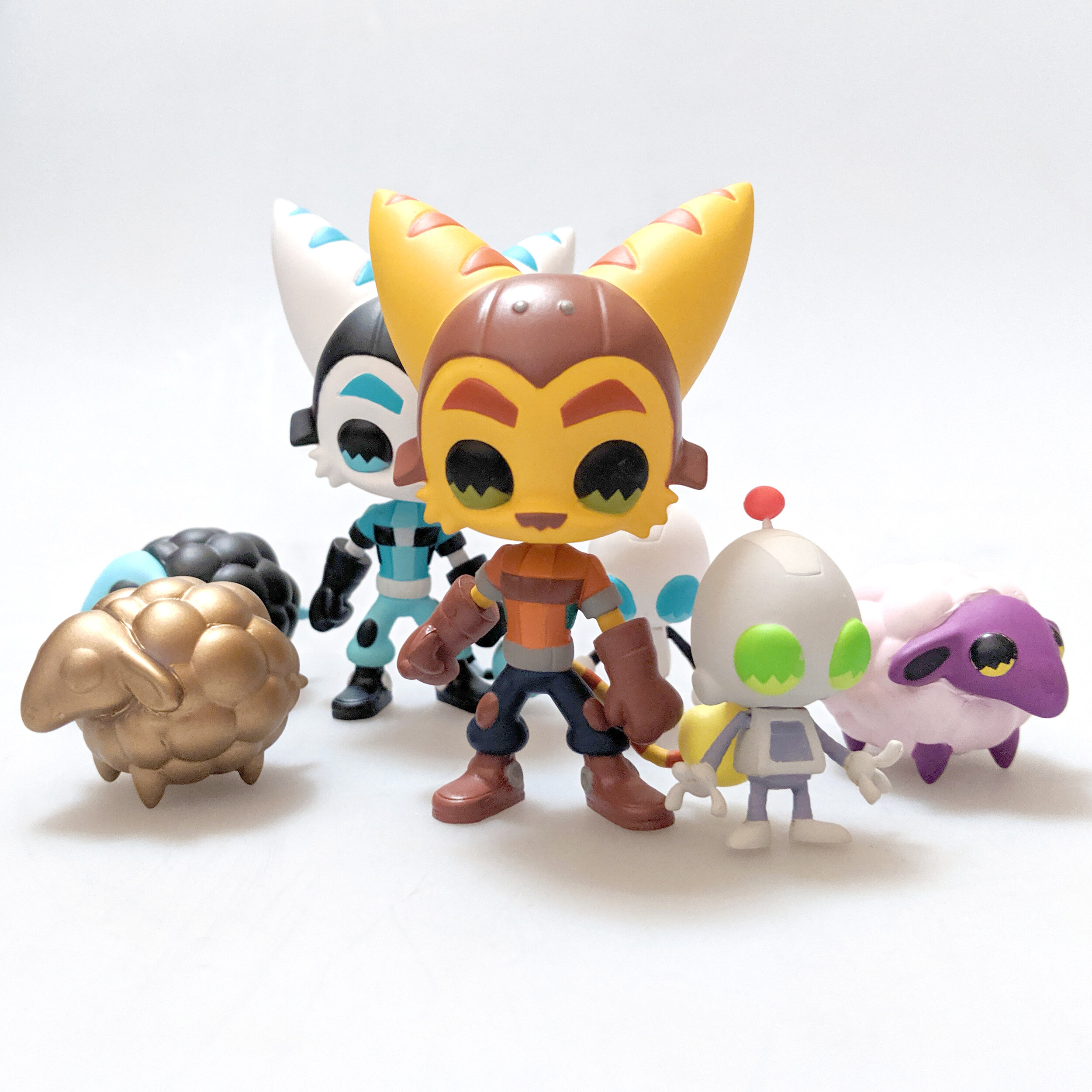 Ratchet Clank Blindbag Official Insomniac Games Store